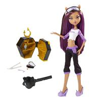 Room to Howl Clawdeen Wolf