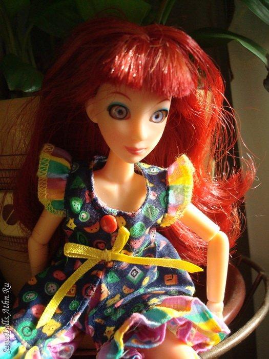 Кукла Одри