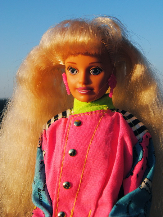 Кукла Джессика