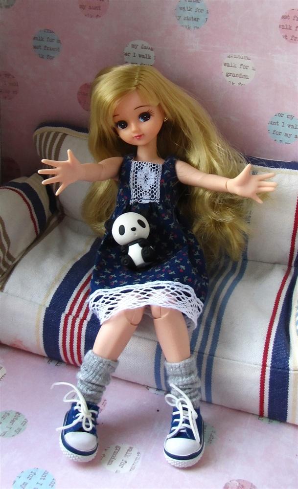 Кукла Мелкая