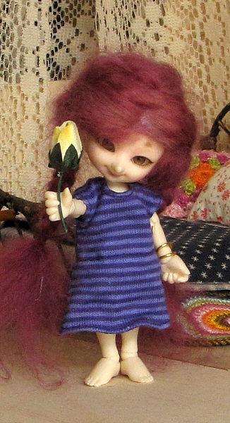 Кукла Эскаринка