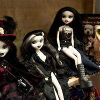 Мы на Салоне кукол