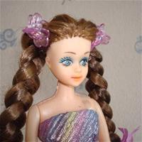 Прошивка волос Алисе