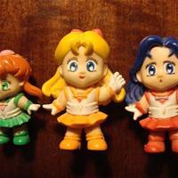 Разыскивается Sailor Moon и ее подружки