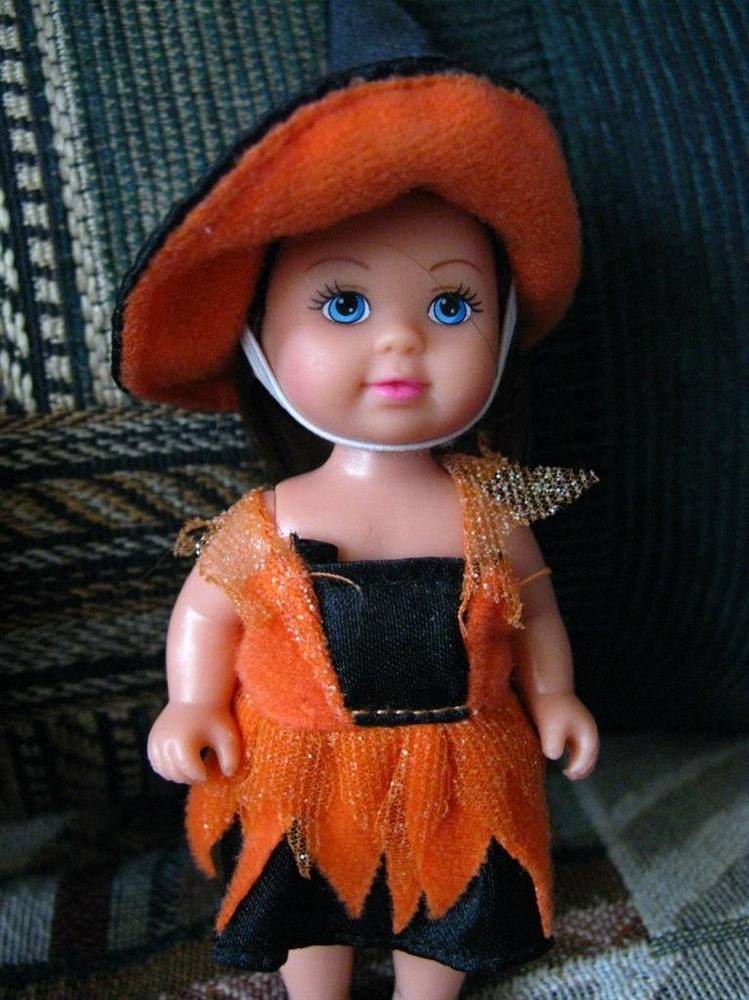 Кукла Эви