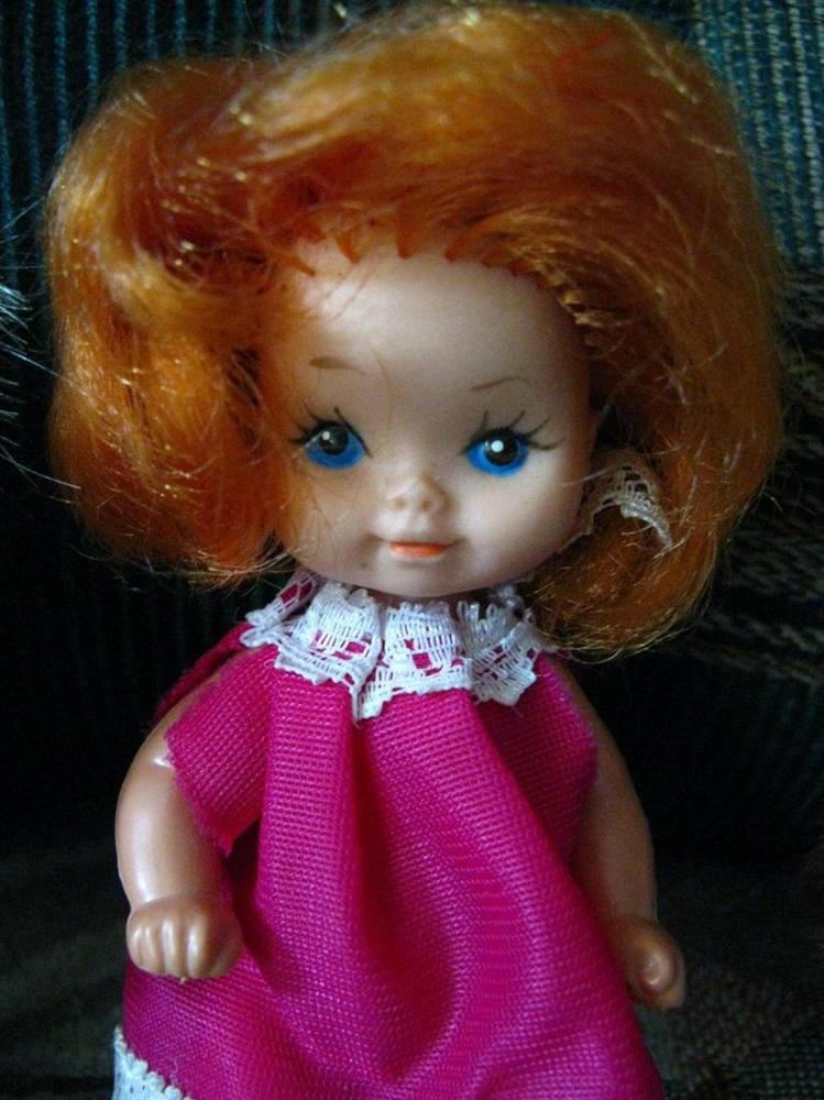 Кукла Люба