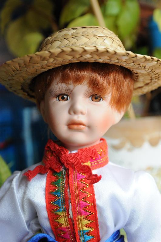 Кукла Богдан