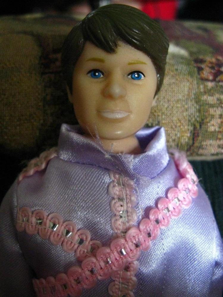 Кукла Генри