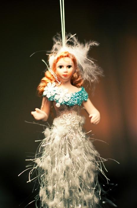 Кукла Нива Бланка