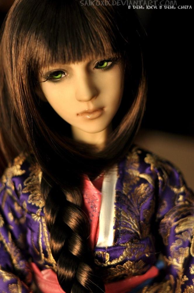 Кукла Yuki/Юки