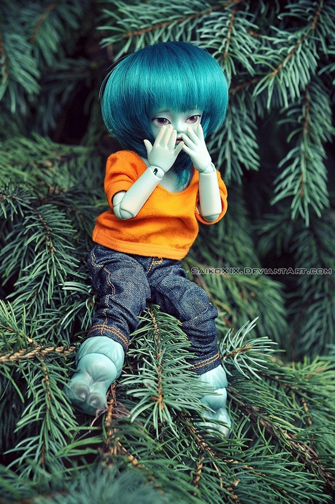 Кукла Corbinian/Corbi