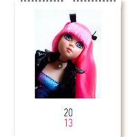 Календарь кукол 2013