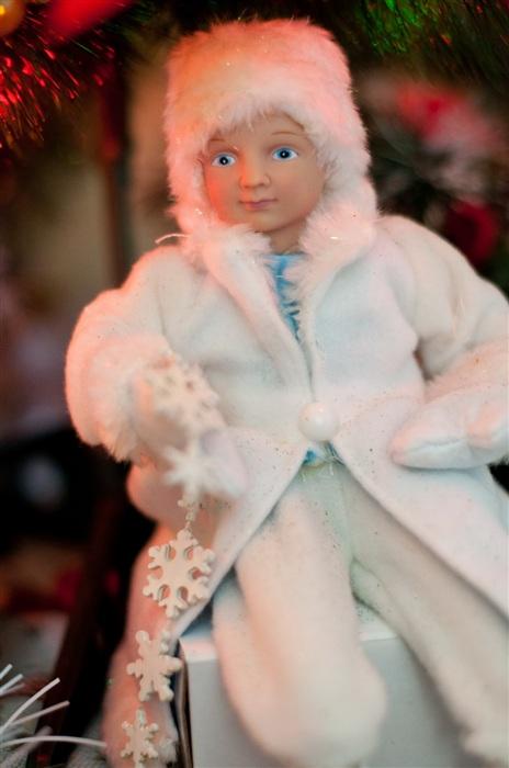 Кукла Мороз