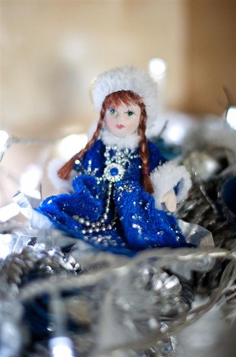 Кукла Снежана