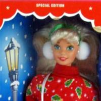 Caroling Fun Barbie