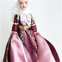 Карачаевский праздничный костюм