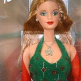 Holiday Surprise Barbie