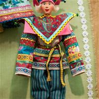 Moscow Fair 2013. Куклы