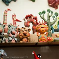 Moscow Fair 2013. Мишки