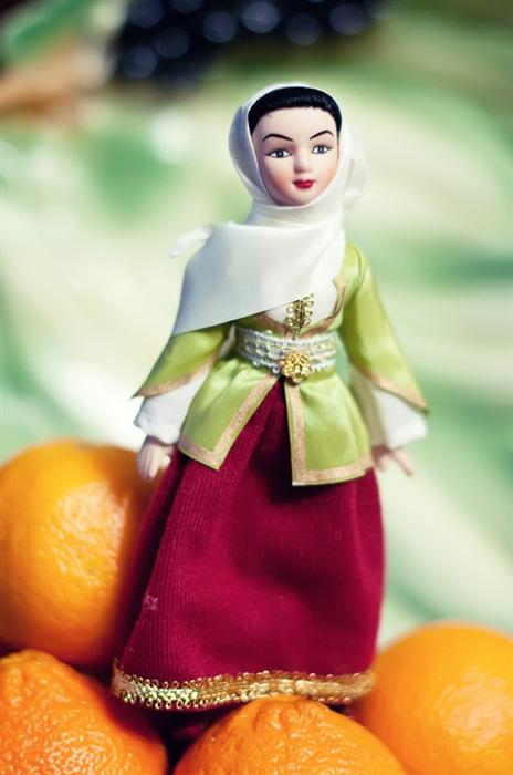 Кукла Арифа