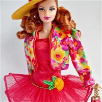 Barbie Basics Model No. 03 - Collection 001.5 - 2010