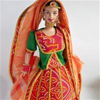 Expressions of India Barbie Roopvati Rajasthani 2002