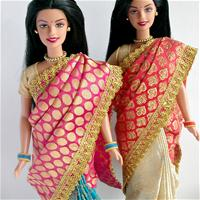 Barbie in India 2008
