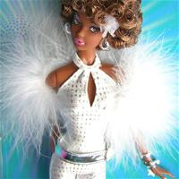 Celebrate, Disco Doll! Barbie AA