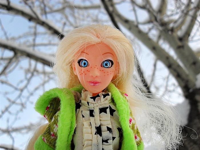 "Кукла Патриция ""Триша"" Свенсон"