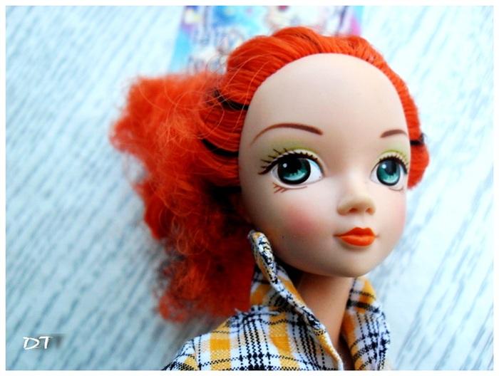 Кукла Ева Кёрн
