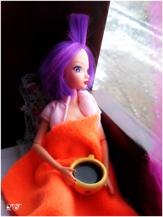 Кукла Стешка Стерх