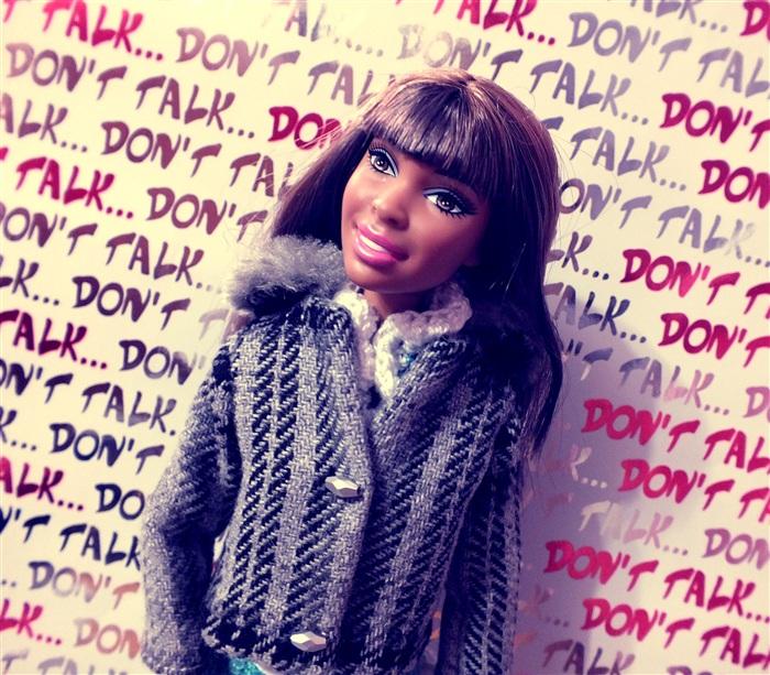 Кукла Nikki