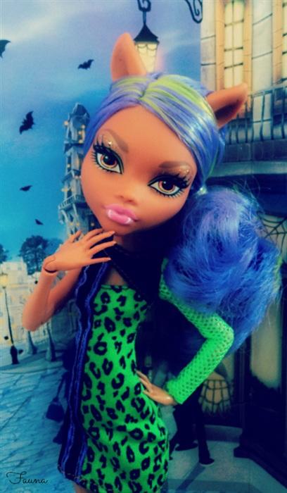 Кукла Фауна