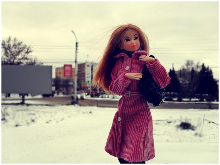 Кукла Мари Бремер