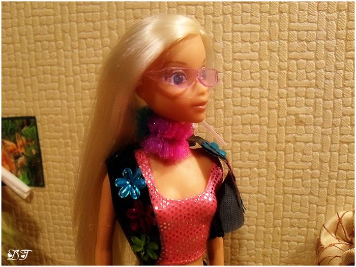 Кукла Амалия Рольф