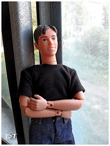 Кукла Марк Дартмут