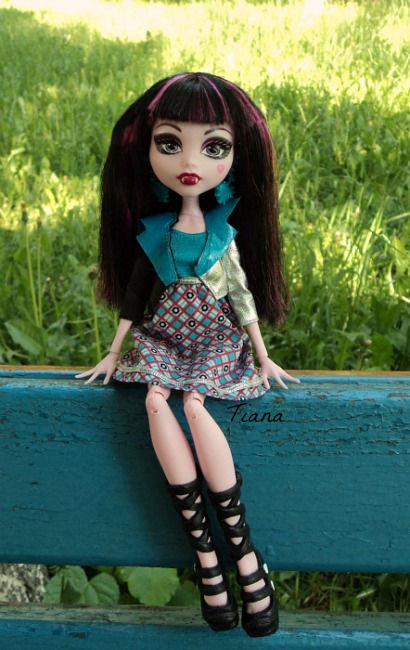 Кукла Тиана