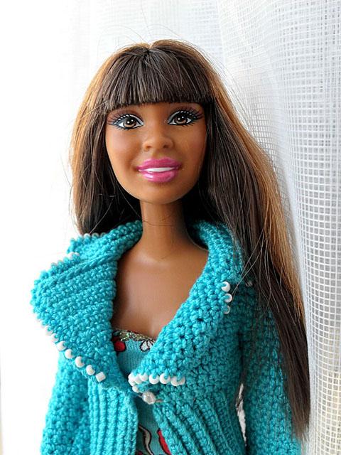 Кукла Дана Бредли