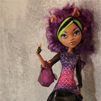 Clawdeen Wolf Sisters set