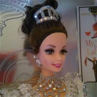 Barbie® Doll as Eliza Doolittle from My Fair Lady™ at the Embassy Ball (1996)