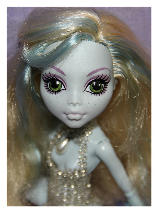 Кукла Силия Марш