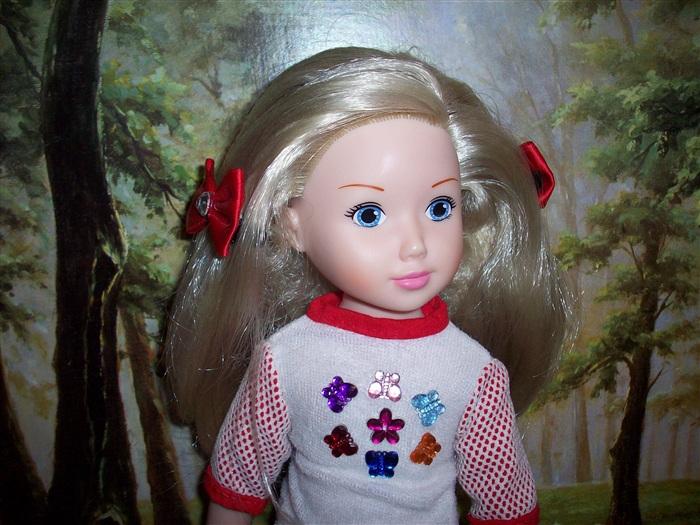Кукла Джессабель