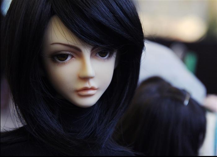 Кукла Ким Ю Рей