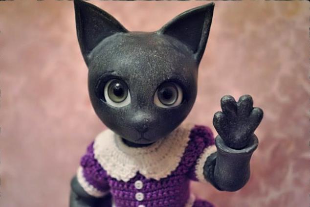 Кукла КотЭ