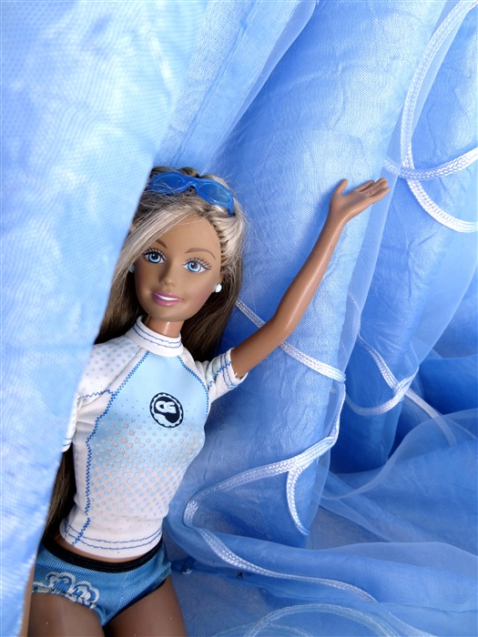 Кукла Barbie Cali Girl