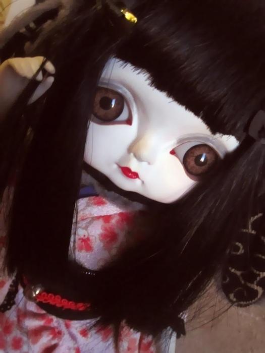 Кукла Крипи-тян