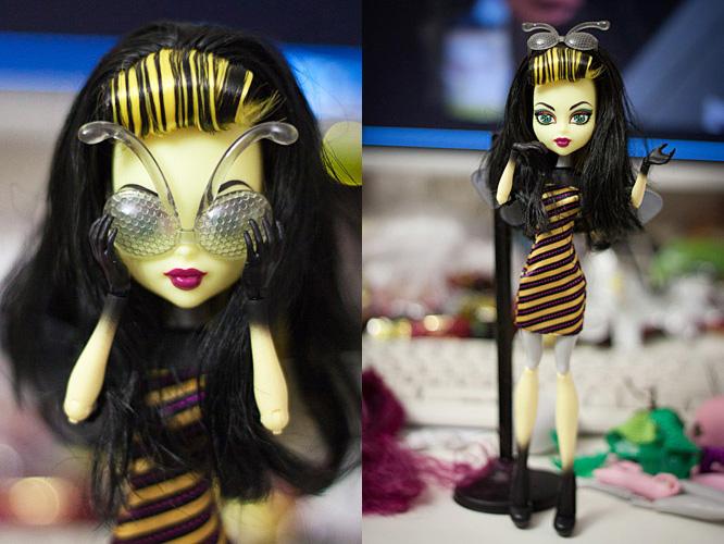 Кукла Hannah