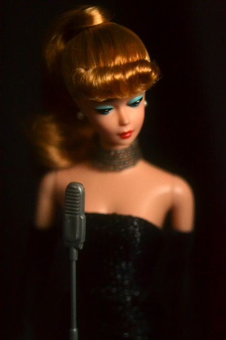 Кукла Solo In The Spotlight