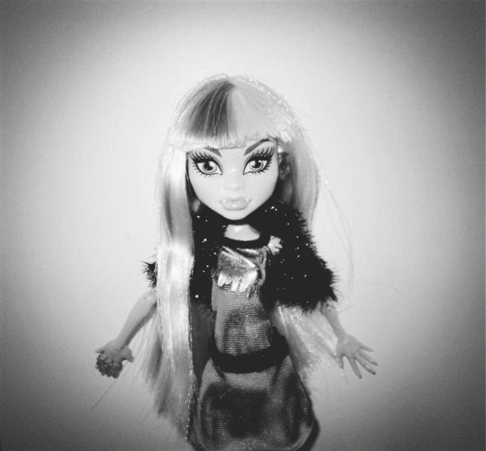 Кукла Эбби