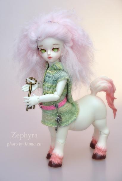 Кукла Зефира